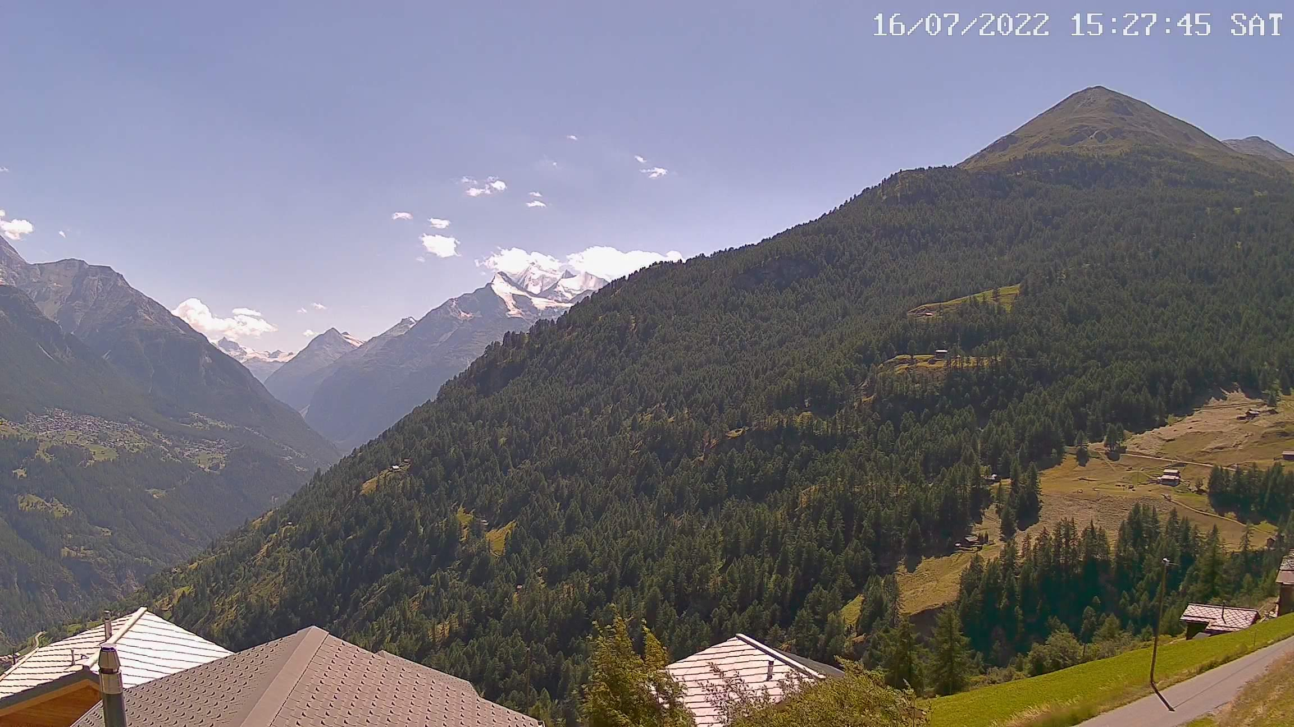 Webcam «Chalte Brunne» - Moosalp